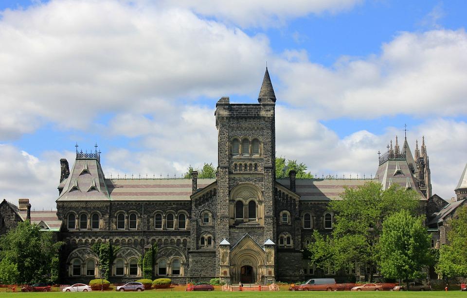 University of Toronto Ranked World's 20th Best University for 2019