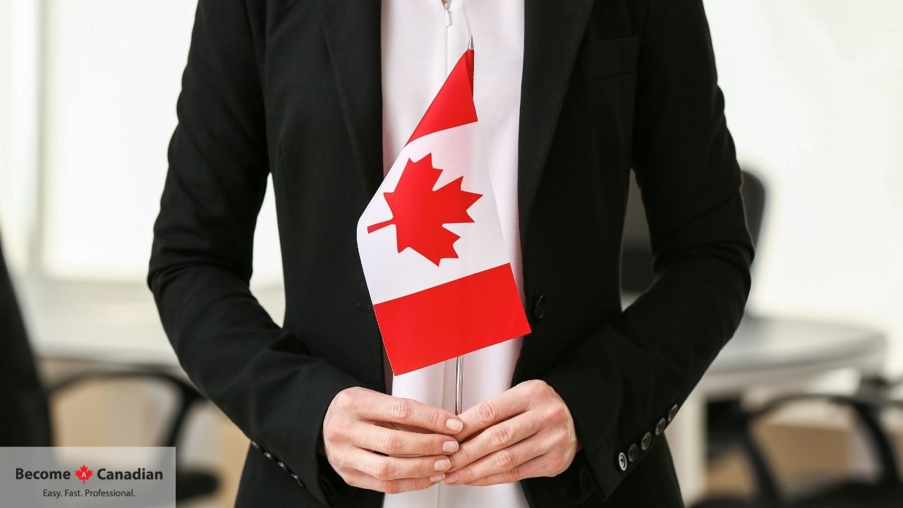 Canadian Citizenship in Ceremony